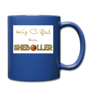 Girl Basketball shirt - Full Color Mug