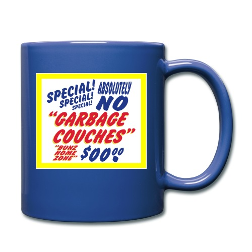 Bunz Home Zone Loyal Larry Garbage Couch - Full Color Mug