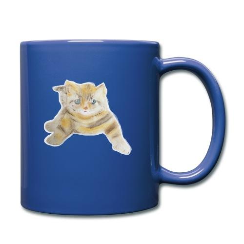 sad boy - Full Color Mug