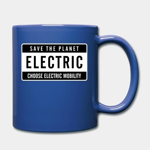 Electric Drive - Full Color Mug