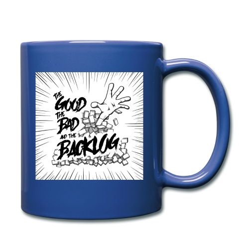 The Good, the Bad, and the Backlog - OG Logo - Full Color Mug