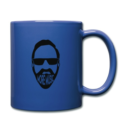 Joey D More Music front image multi color options - Full Color Mug