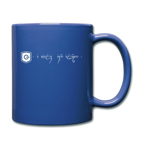 The Loving Heart of an Elf - Full Color Mug
