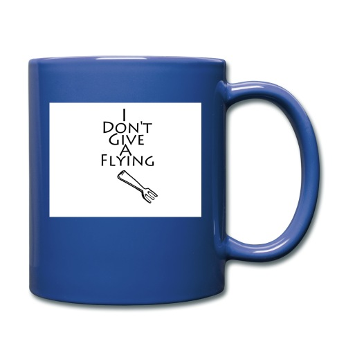 I Don't Give A Flying Fork - Full Color Mug