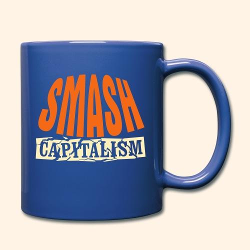 Smash Capitalism - Full Color Mug