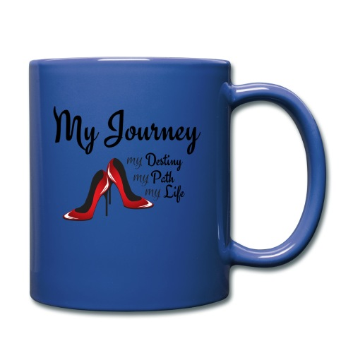 My Journey - Full Color Mug