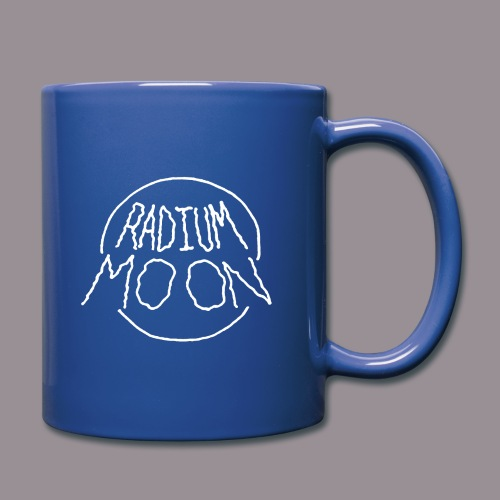 Radium Moon White - Full Color Mug