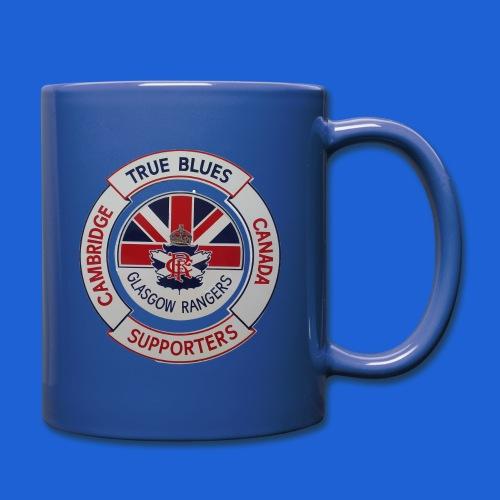 Cambridge Rangers Supporters Merch - Full Color Mug