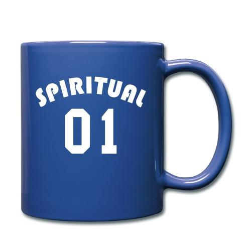 Spiritual 01 - Team Design (White Letters) - Full Color Mug