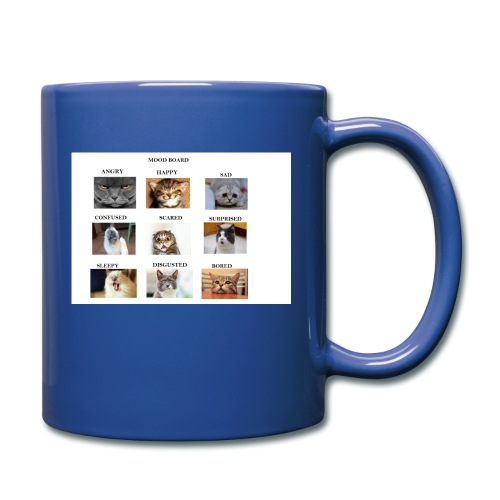 MOOD BOARD - Full Color Mug