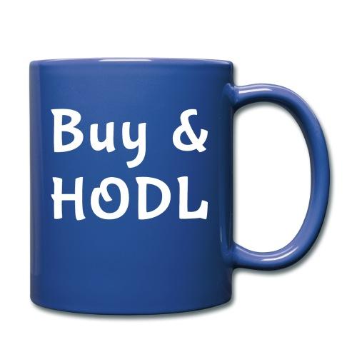 Buy and HODL - Full Color Mug