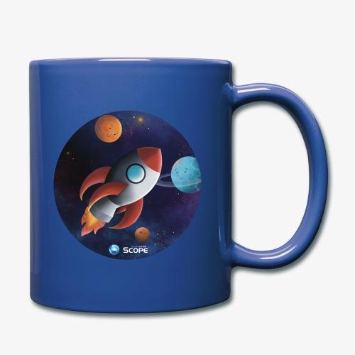 Solar System Scope : Little Space Explorer - Full Color Mug