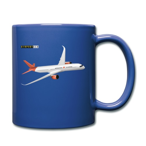 Apoapsis Airlines - Full Color Mug