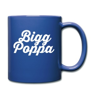 Mens Bigg Poppa - Full Color Mug