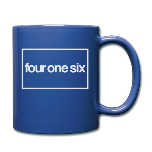 four one six - horizontal - Full Color Mug