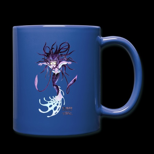 Mermaid - Full Color Mug