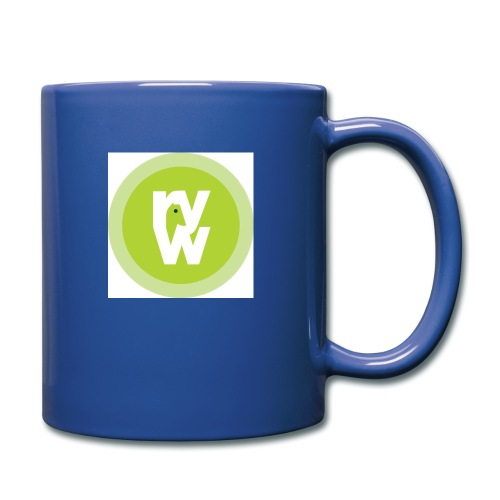 Recover Your Warrior Merch! Walk the talk! - Full Color Mug
