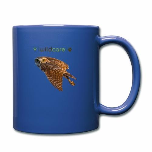 Burrowing Owl in Flight - Full Color Mug