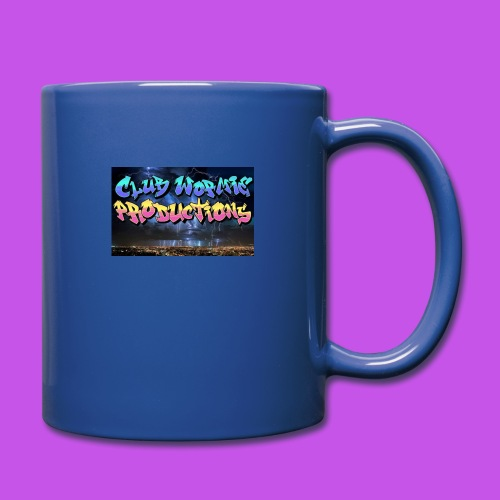Club Wormie Productions 2 - Full Color Mug
