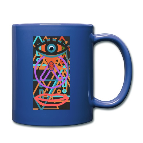 H - Full Color Mug