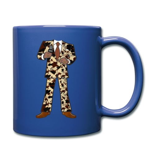 The Classic Cow Suit - Full Color Mug