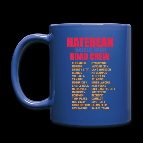 HATEBEAN ROAD CREW GEAR! - Full Color Mug