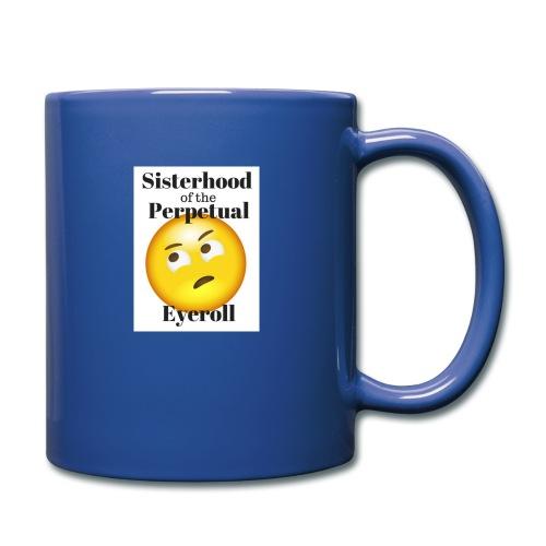 eyerollsisterhoodlogo - Full Color Mug