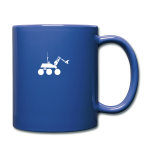 USST Rover White - Full Color Mug