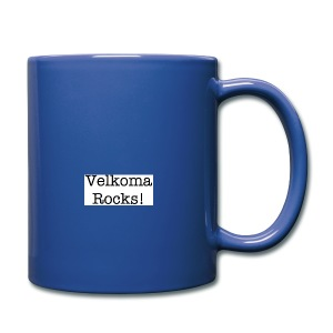 Velkoma Rocks! - Full Color Mug