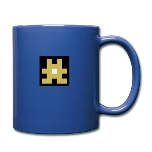 YELLOW hashtag - Full Color Mug