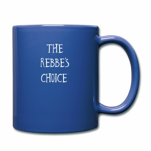 Rebbes Choice Apparel WHT - Full Color Mug