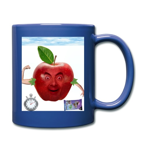 bapple badges - Full Color Mug
