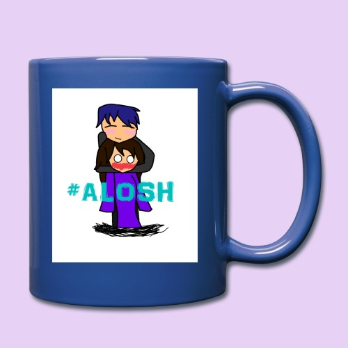 #ALOSH4LIFE - Full Color Mug