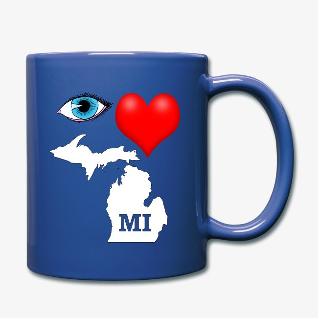 I Love Michigan, Eye Heart Michigan