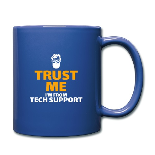 Trust Me I'm From Tech Support - Full Color Mug