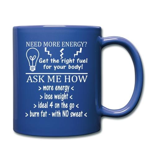 MORE ENERGY - Full Color Mug