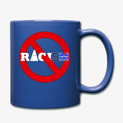 No Racism - Full Color Mug