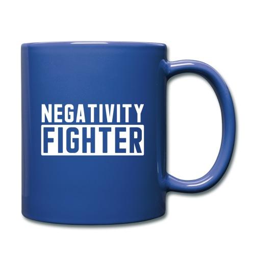Negativity Fighter & Positivity League Member ! - Full Color Mug