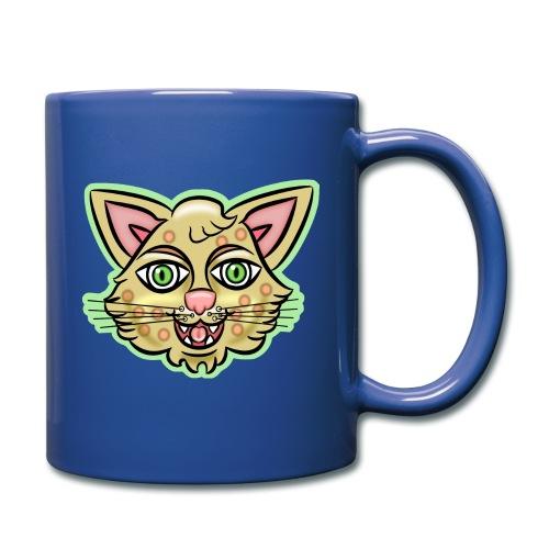 Happy Cat Gold - Full Color Mug