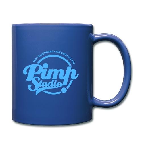 PIMP STUDIO bleu pale - Full Color Mug