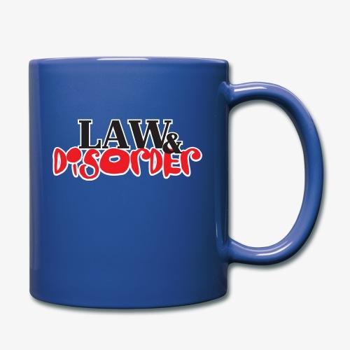 Law DISORDER Logo - Full Color Mug