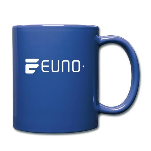 EUNO LOGO LANDSCAPE WHITE - Full Color Mug