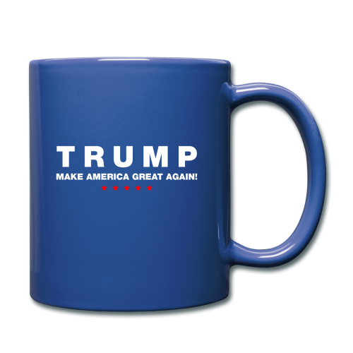 Official Trump 2016 - Full Color Mug