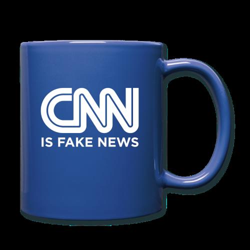 CNN Is Fake News - Full Color Mug