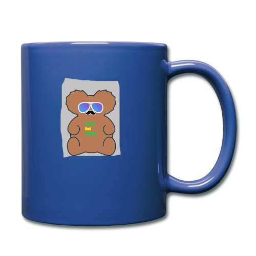 Aussie Dad Gaming Koala - Full Color Mug