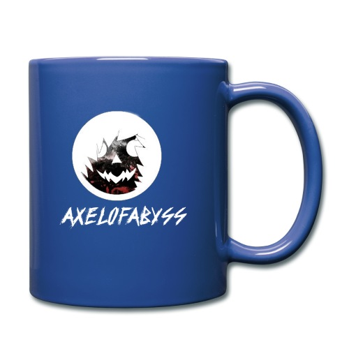 Axelofabyss Red with Nature - Full Color Mug