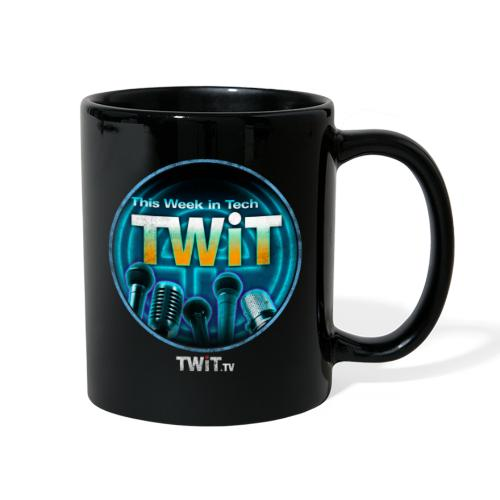 This Week in Tech - Distressed - Full Color Mug