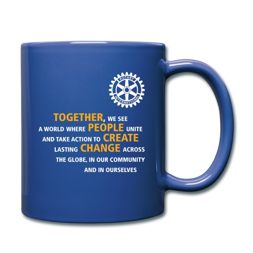 The Statement - Full Color Mug