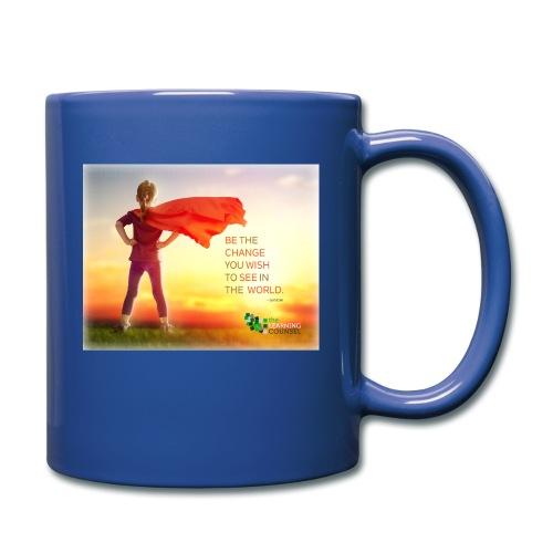 Education Superhero - Full Color Mug