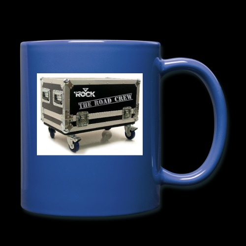 Eye rock road crew Design - Full Color Mug